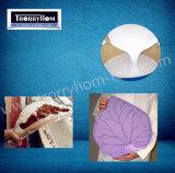 Caoutchouc de silicone à condensation-cure pour la moulage de produits de gypse