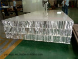 Panéis de favo de mel de alumínio decorativo de 25 mm Painéis de sanduíche em favo de mel para revestimentos de parede externos