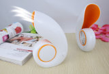 Minitritonshorn-Form und dämpfen keinen Ventilatorflügel USB-Ventilator