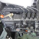 ホーム及び産業使用のためのShangchaiのディーゼル機関を搭載する120kw/150kVA発電機セット