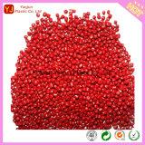 Masterbatches rosso per contaminazione di plastica