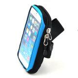 Nuovo sacchetto del sacchetto della manopola del telefono del neoprene di sport di Armbag degli accessori del telefono