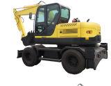 Xn100-9 las excavadoras de ruedas con bajo consumo de aceite
