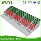 Jy-715 공장 가격 Bleacher 옥외 금속 Bleacher 정면 관람석