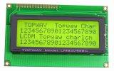 Zeichen 20X4 LCD-Bildschirmanzeige alphanumerischer PFEILER Typ LCD-Baugruppe (LMB204B)