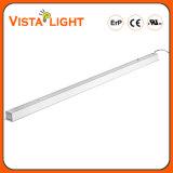 100-277V 110 도 선형 펀던트 빛 LED 사무실 점화