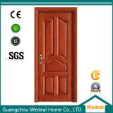 Personnaliser la porte de panneau composite en mélamine en bois pour la chambre / l'hôtel