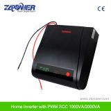 1kVA 2kVA 12/24V с DC решетки к инвертору инвертора мощьности импульса гибридному солнечному