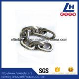 Catena a maglia standard dell'acciaio inossidabile ASTM80 SUS304