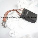 Electroquímica grafito impregnación de escobillas de carbono (EG8220)