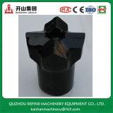 Broyeur transversal en carbuure de carbure de tungstène de 36 mm pour carrières