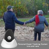 機能および組み込みの動きセンサー聞のSosの緊急ボタンを持つ小型大きさで分類されたGPSの追跡者を、熱販売する