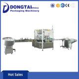 PLC Gecontroleerde Vloeibare het Vullen Machine 100ml, het Vullen van de Kruik van het Glas Machine