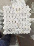 Mattonelle di mosaico di marmo per le mattonelle della parete e del pavimento