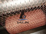 Sailin 닭 메시를 위한 6각형 철사 피복