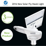 Fábrica 6W-120W todo en una luz de calle solar integrada del LED