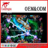 Машина игры короля Fishing океана игроков игры Acarde самого последнего дракона грома варианта крытая