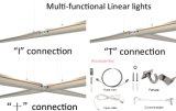 Luzes lineares modernas do escritório Luminair/do Luminaire/