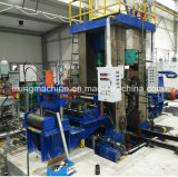 Máquina de rolamento hidráulica da folha de metal dos rolos do AGC quatro