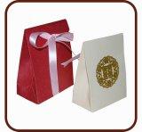 Коробки подарка ювелирных изделий оптовой свободно перевозкы груза роскошные кожаный уникально