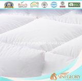 Super suave Relleno de poliéster 100% algodón abajo edredón alternativa
