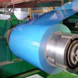 1.1mmの厚さCGCCはPVCフィルムが付いている鋼鉄コイルPPGIに電流を通した