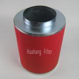 Les filtres à air au charbon activé à partir de la cartouche de filtre à air de haute qualité