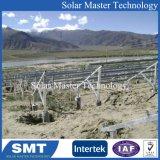 PV van de Schroef van de Grond van het roestvrij staal de Systemen van het Zonnepaneel