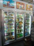 Zwei Tür-Bildschirmanzeige-Kühlvorrichtung mit guter Qualität