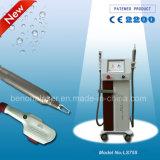 2 en 1 laser Pico Freckle dépose 360 Magneto-Optic Shr Machine Enlèvement de cheveux