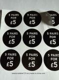 Ценой печать наклеек для носки