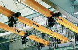 Sola grúa de puente caliente de viga con alta calidad