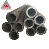 De Spiraal Gelaste Pijp van het Staal SSAW Q235B, Koolstofstaal die Pijpen opstapelen, Prijs van de Pijp van het Koolstofstaal de Kneedbare per Ton