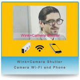 Wink=Camera Blendenverschluß, Kamera Wi-FI und Telefon-Anschluss-Sport-Kamera