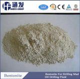 Derivada orgánica de arcilla bentonita