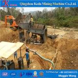 Goldmaschine, Goldförderung-Gerät, Goldwaschmaschine