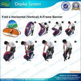 Schioccare in su un Banner per Easy Setup e Carry (J-NF22F06020)