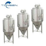 Micro brasserie 100L, 200L, 300L, 500L, 1000L par lot de la bière artisanale Le chauffage électrique