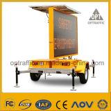 En12966 a certifié la remorque mobile actionnée solaire de VMs de contrôle de trafic