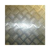 304 2b à damiers laminés à chaud de la plaque en acier inoxydable