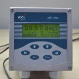 Mètre d'humidité de détecteur d'ion de fluor de traitement d'eaux d'égout (PFG-3085)
