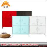 Governi di memoria d'acciaio della mobilia domestica del metallo con 4 portelli