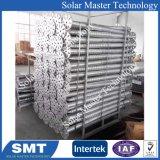 La vis de masse solaire Utilisation du système de support de montage galvanisé à chaud