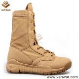 Облегченные удобные воинские ботинки пустыни для воинов армии (WDB040)