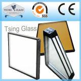 vetro isolato temperato 12A di 6A 9A per la finestra della parete divisoria