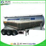Aanhangwagen van de Tank van het Cement van het Aluminium van Shengrun 40m3 de Bulk