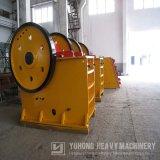 Machine de broyeur de maxillaire de série de PE de matériel de mine de fer