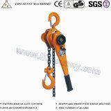 Tipo blocco Chain, gru Chain manuale di HS con la catena del caricamento G80