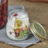 Bleifreie Glasflasche für Stau und in Büchsen konservierte Nahrung