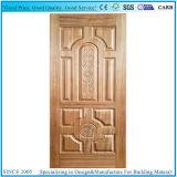 Puertas de la piel del molde de HDF de madera con los precios baratos para los cuartos del cabrito